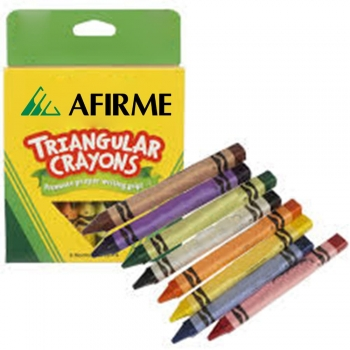 Writing Triangular Crayons