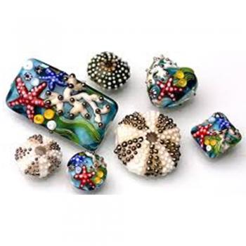 Lamp work Beads