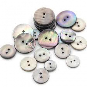 Pearl and Shell Buttons