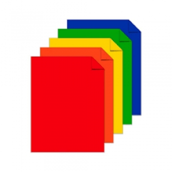 Colored Cardstock papers