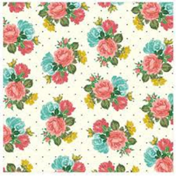 Patterned Colored Paper  or Scrapbook Paper