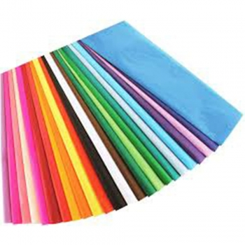 Tissue Colored Papers