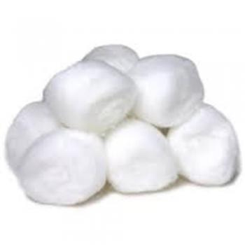 Cotton balls kids classroom activities