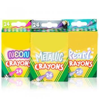 NEON crayon