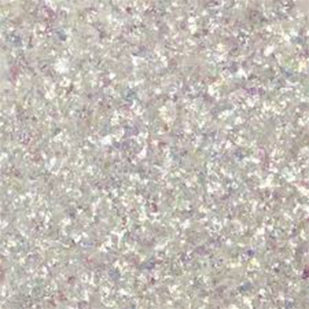 Iridescent glitters