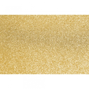 Metallic glitters