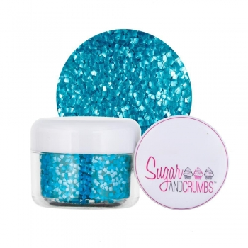 Pearlescent glitters