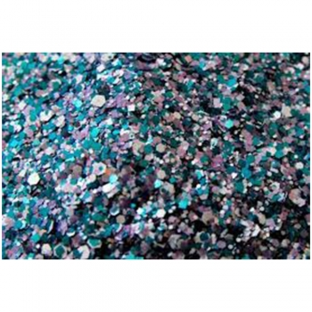Solvent Resistant glitters