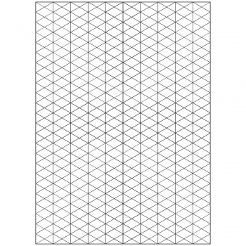 Isometric (Triangle Grid) Papers