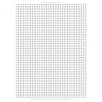 Quad-Ruled Graph Papers