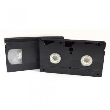Black Magnetic tapes