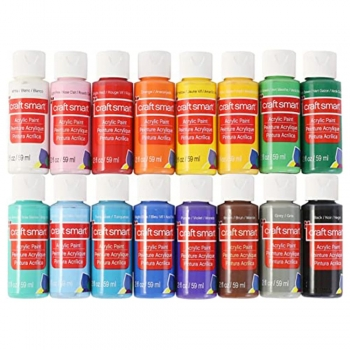 Acrylic Painting paints