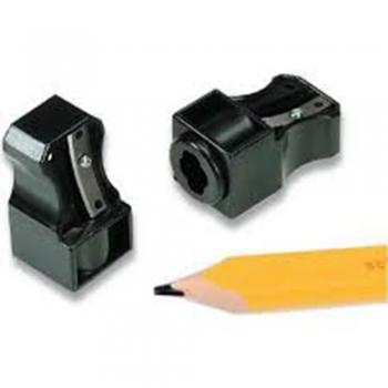 Carpenter's pencil sharpeners