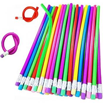 Bendable (flexible plastic) Pencils