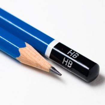 Wood holders added pencils
