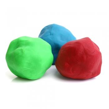 Tempera play doughs