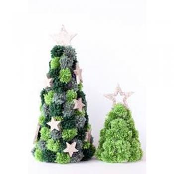 Christmas Decorations Pom-Pom