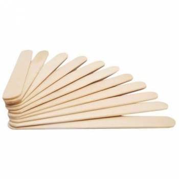 Wooden popsicles