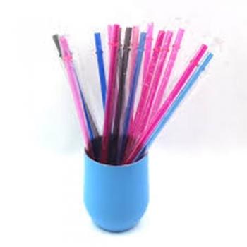 Hard Plastic Straws
