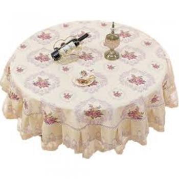 Anti-Wrinkle Tablecloths