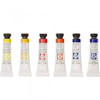 Tube water colors