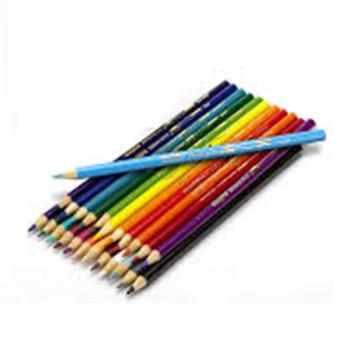 Water color pencils water colors