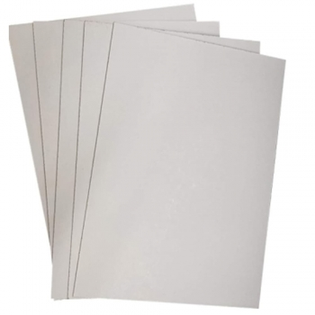 Glossy papers
