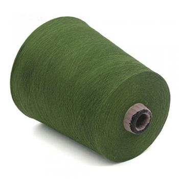 Semi-combed yarns