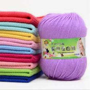 Super combed yarns