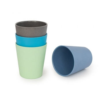 Baby bamboo cups