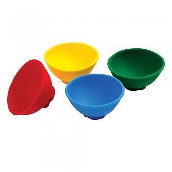 Baby mini silicone bowl