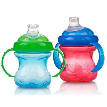 Baby spill cups