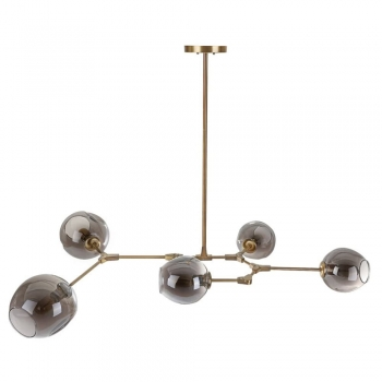 Light Sputnik Linear Chandelier