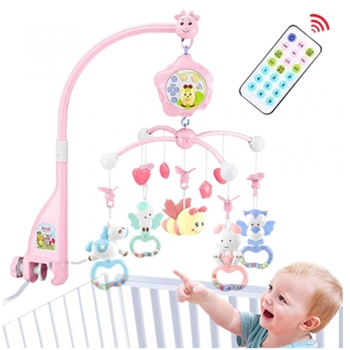 Kids Developmental Crib Mobiles