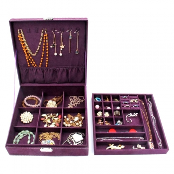 Kids Fabric jewelry boxes