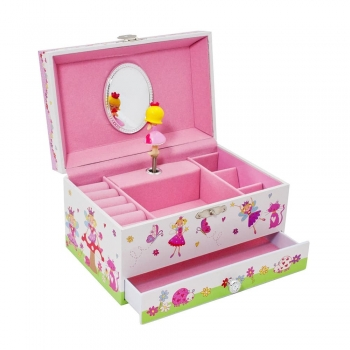 Kids fancy jewelry boxes
