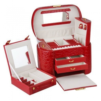 Kids Leather jewelry boxes