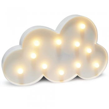 Cloud Children's Wall Night Light