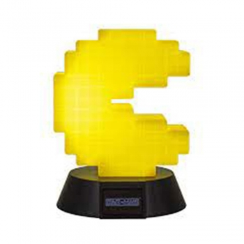 Pixelated Pac Man Ghost Multi-Colored LED Night Light