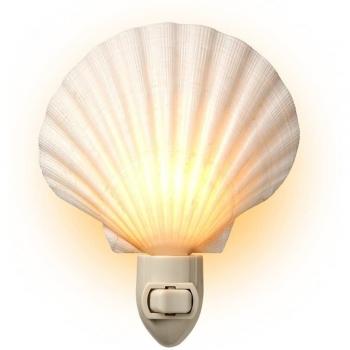 Shell-Shaped Night kids decor Light