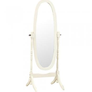 Kids Offset Circle Wall Mirrors