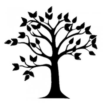 Kids black trees
