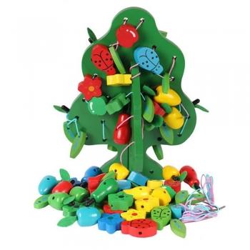 Kids fruit trees
