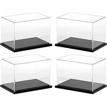 Clear Acrylic Cube Shelf