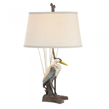 Heron Glowing Table Lamp