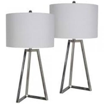 Seta Wicker Table Lamp