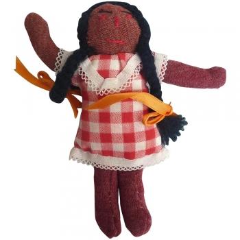 Handmade Cloth Art Rag Dolls