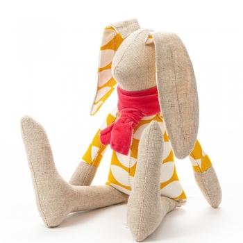 Vintage Cloth Rag Doll Rabbit Toy
