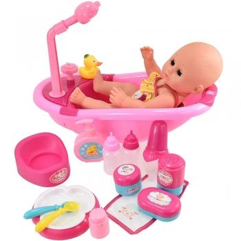 Bath doll