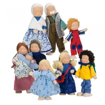 Dollhouse Dolls